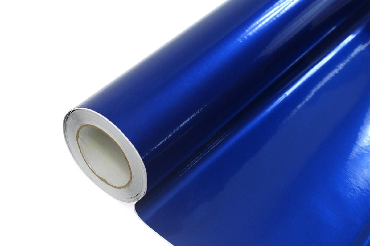 Folia Wrap Blue Metalic 1,52X20m - GRUBYGARAGE - Sklep Tuningowy